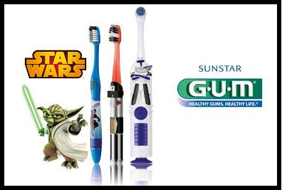 GUM star Wars - Sunstar