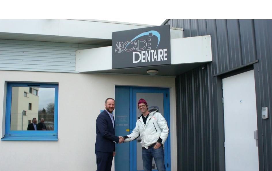 Arcade dentaire Rennes